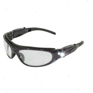 Lighted Mechanic Safety Glasses Z87 Night Work